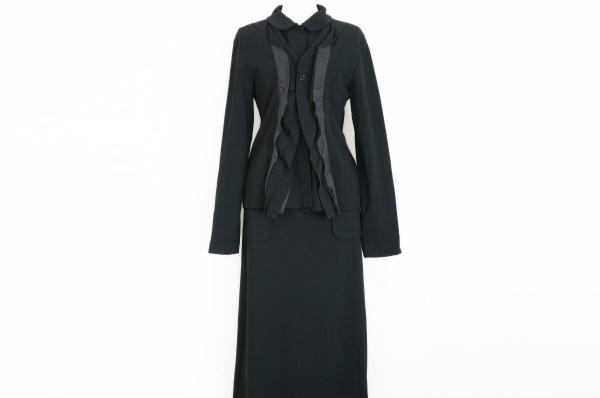 トリココムデギャルソン スカートスーツ