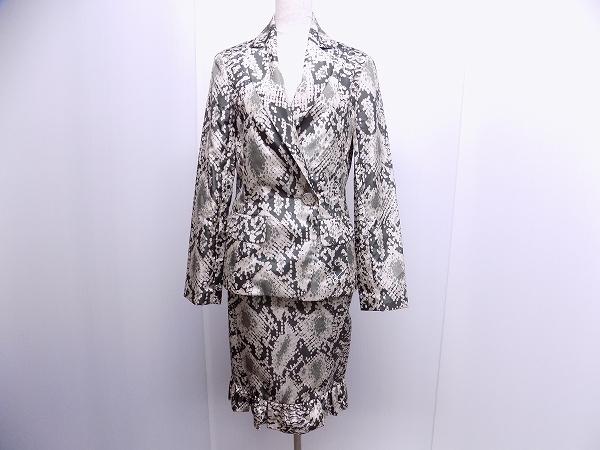 ジュンコシマダ/スカートスーツ