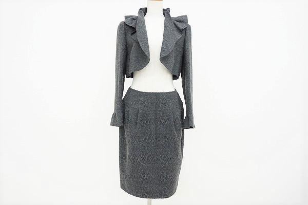 ミスアシダ スカートスーツ