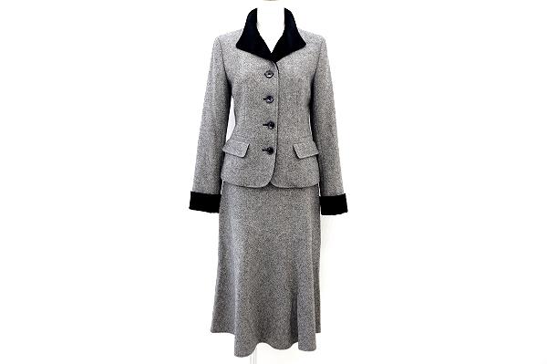 ローラアシュレイ スカートスーツ
