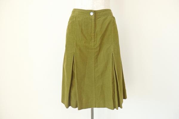 ローラアシュレイ 膝丈スカート