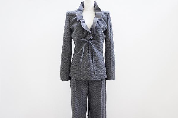 アルマーニ パンツスーツ