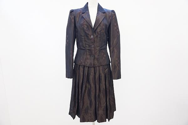 ケンゾー スカートスーツ