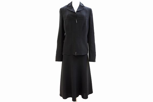 アクリス スカートスーツ