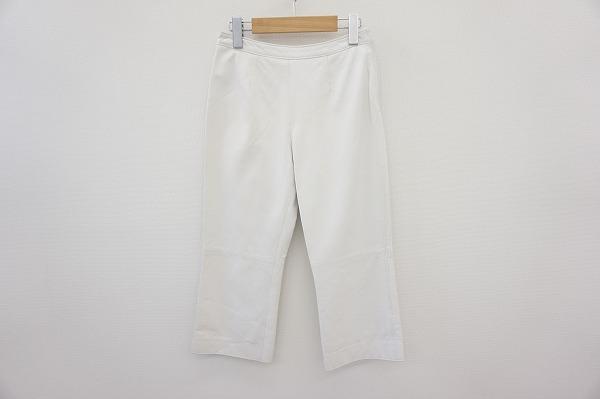 ジュンアシダ 羊革パンツ