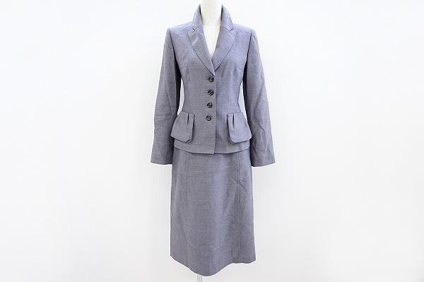 スキャパ スカートスーツ