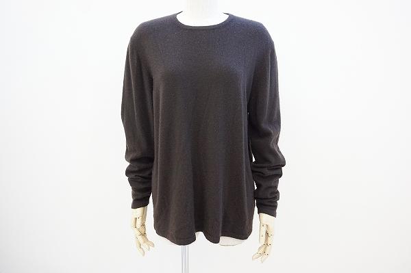 セイ 長袖カシミヤセーター