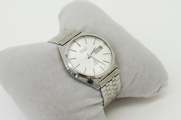 セイコー 腕時計 ステンレス