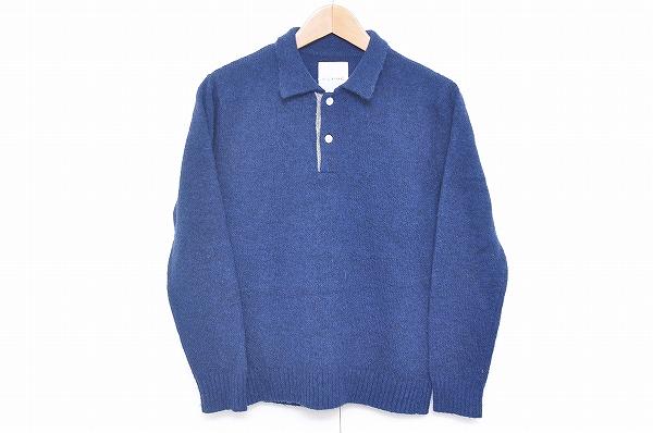 スティルバイハンド 襟付きセーター