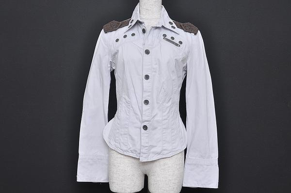 ディーゼル ジャケット シャツ