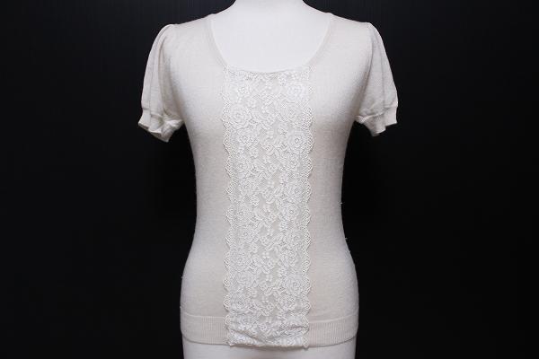 エフデ セーター 半袖カットソー