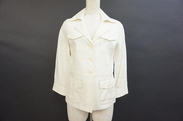 デプレ 麻ジャケット