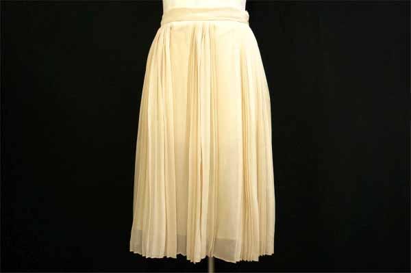 グッチ/スカート シルク