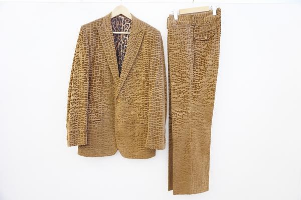 ドルチェ&ガッバーナ スーツ