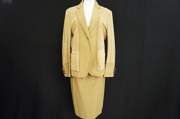 モスキーノ スカートスーツ