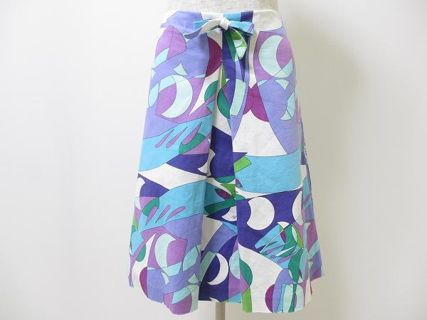 エミリオプッチ 台形スカート