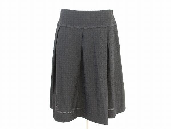 フォクシー 膝丈スカート