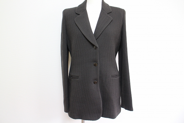 ジョルジオアルマーニ ウールジャケット