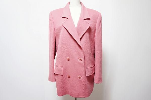 ヘルノ ジャケット ピンク