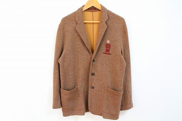 パパス ニットジャケット