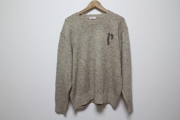 パパス 長袖セーター