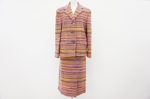 ミッソーニ スカートスーツ