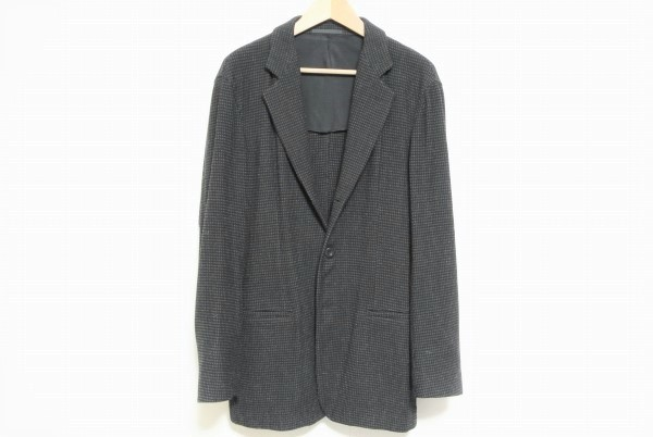 アルマーニコレッツォーニ ウールジャケット