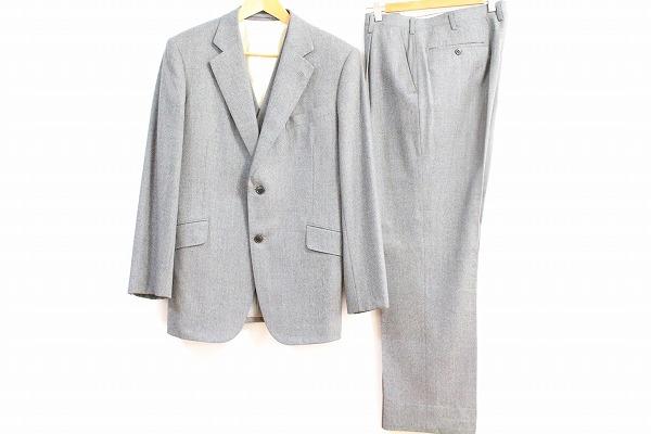 英国屋 S2Bベスト付スーツ