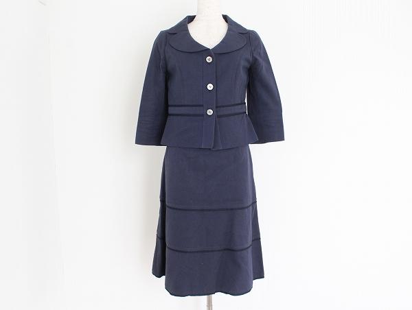 ハロッズ スカートスーツ