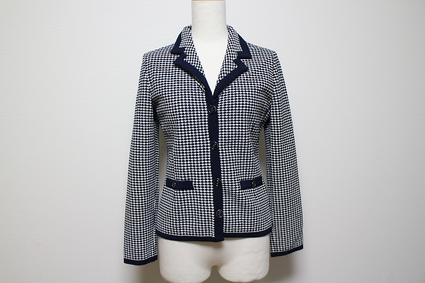 レリアン ツイードジャケット