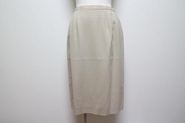 ジュンアシダ ウール混スカート