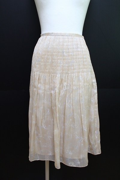 エルミダ プリーツスカート