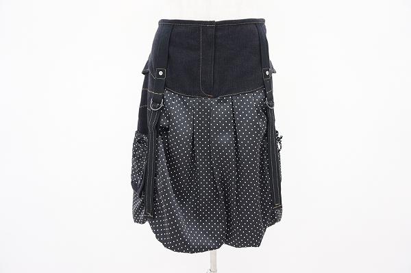 ティービーセンソユニコ ドットスカート