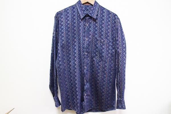 ミッソーニ 長袖シャツ