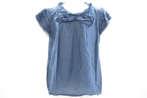 ランバンオンブルー 半袖カットソー
