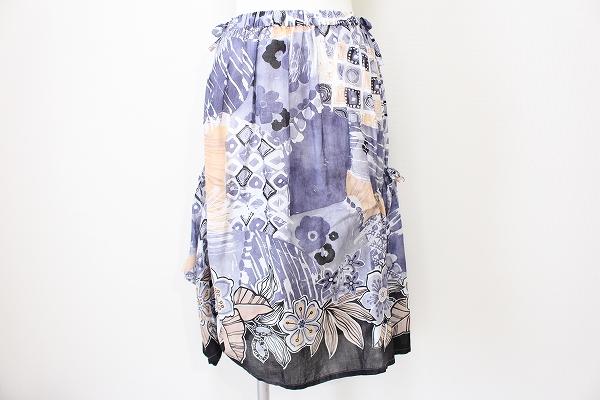 イムセンソユニコ 変形スカート