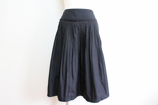 レキップヨシエイナバ プリーツスカート