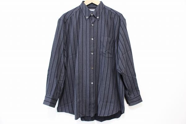 コムデギャルソン 長袖ボタンダウンシャツ