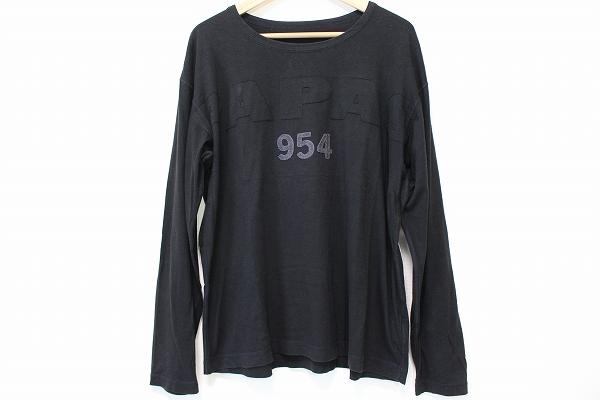 パパス 長袖Tシャツ
