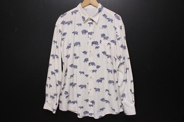パパス サイプリントシャツ