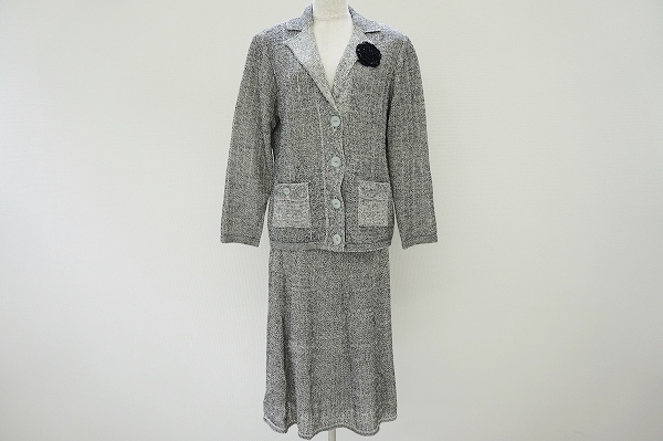 アトリエサガン スカートスーツ