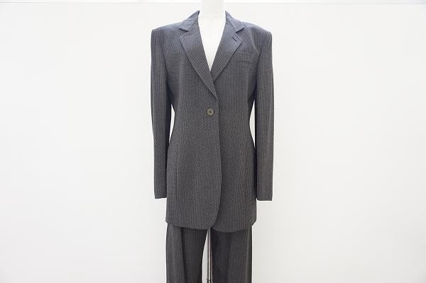 ジョルジオアルマーニ 1ボタンパンツスーツ