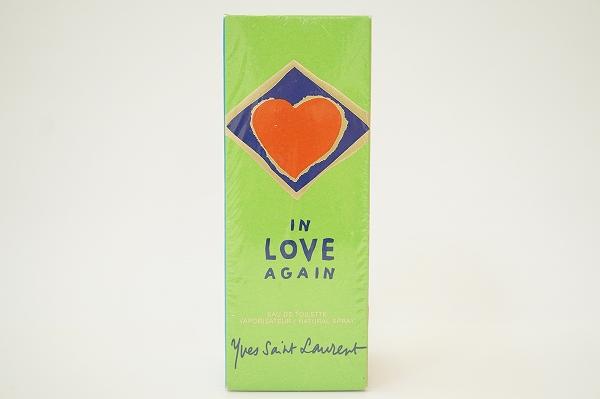 イヴサンローランIn Love Again 香水