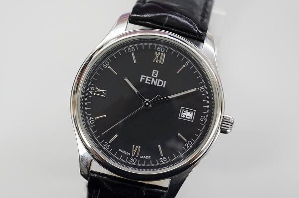 フェンディ 時計 QZ210-G