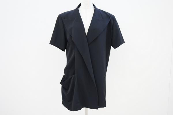 ヨウジヤマモト 半袖ジャケット