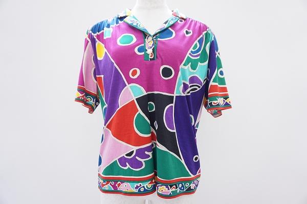 レオナール 半袖ポロシャツ