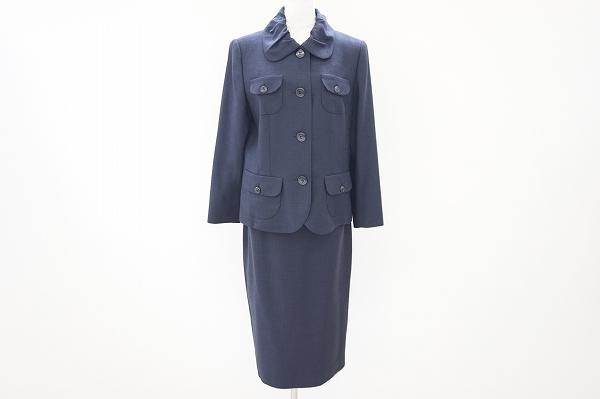 ヨシエイナバ スカートスーツ