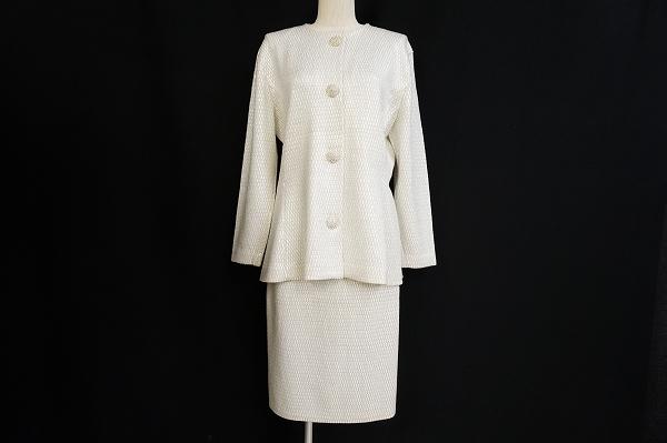 セントジョン スカートスーツ