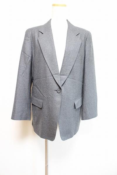 ランバンgolf ウールテーラードジャケット