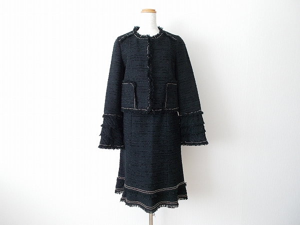 トゥービーシック スカートスーツ